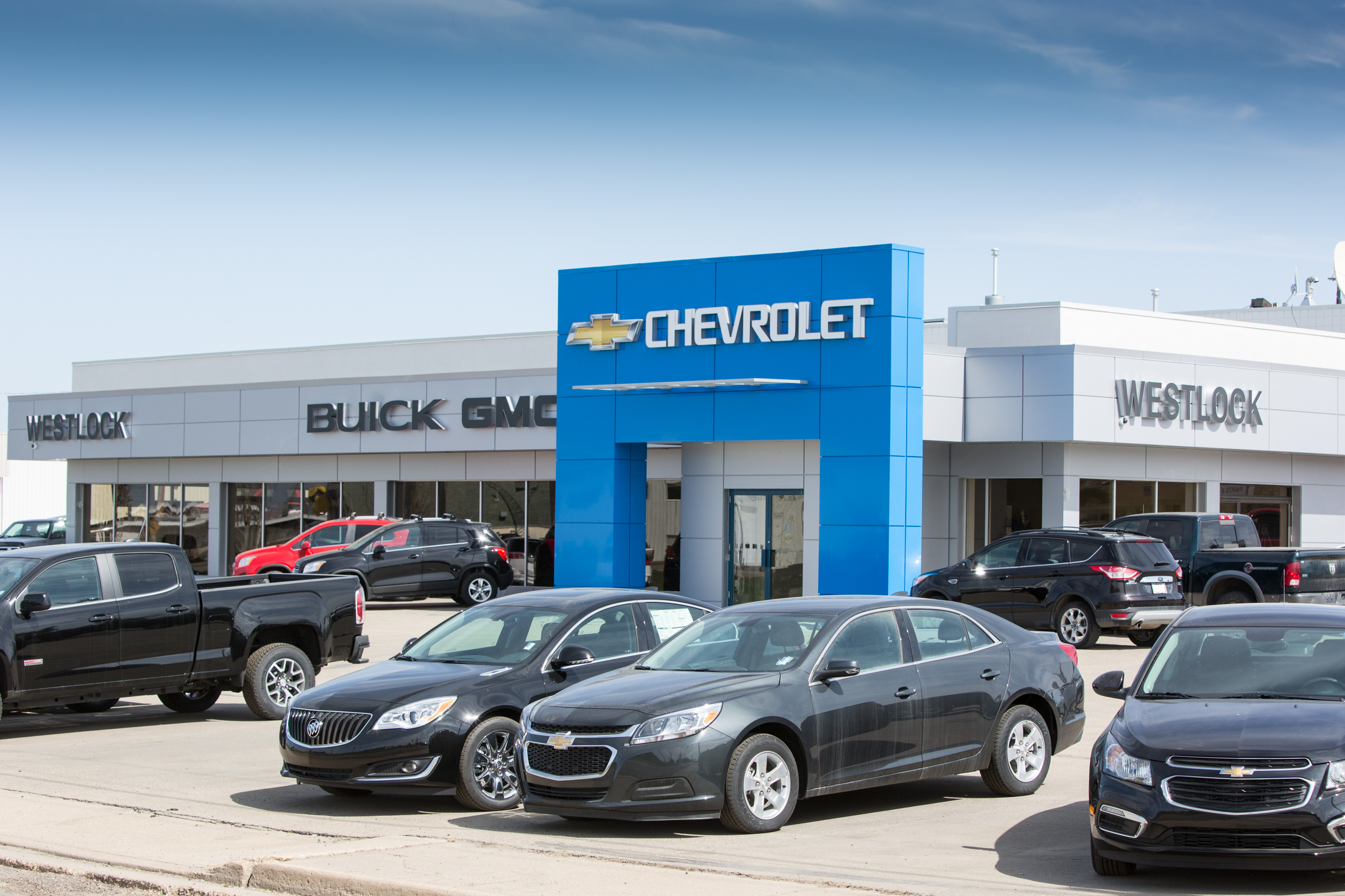 Welcome to Westlock Motors
