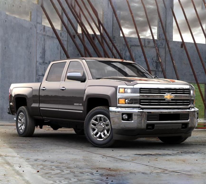 Silverado 2500HD @ Westlock Motors Chevrolet Alberta